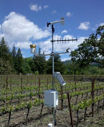 AGWS100农业气象观测系统系统