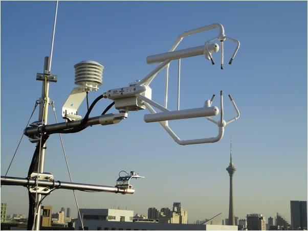 开路涡动(OPEC)(涡度协方差)通量观测系统